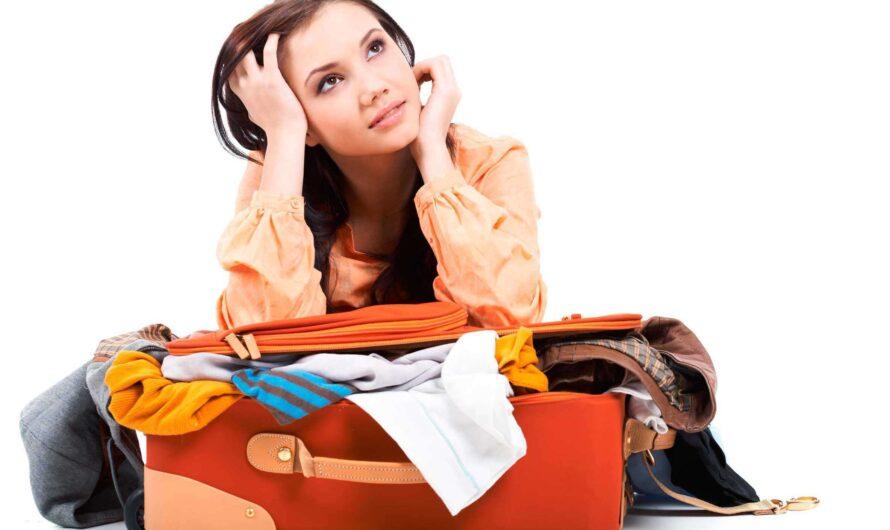 Как правильно упаковать чемодан — небольшие советы и секреты
