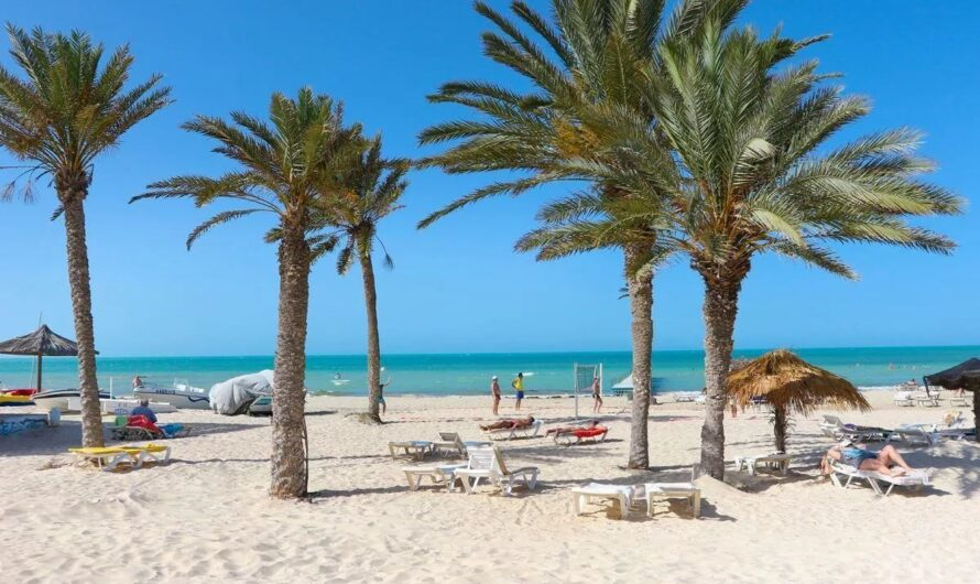 10:0 —  Тунис берёт верх над Турцией при выборе пляжного отдыха