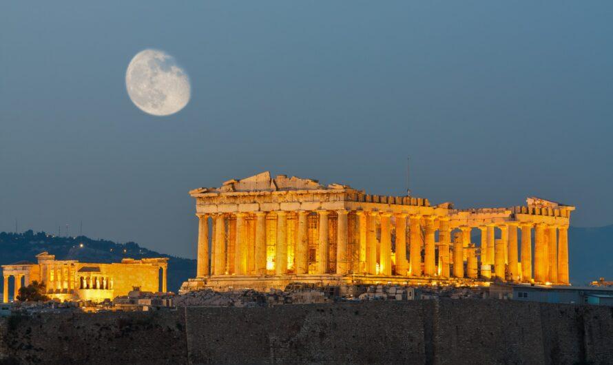 Греция — которую мы изучали на уроках истории