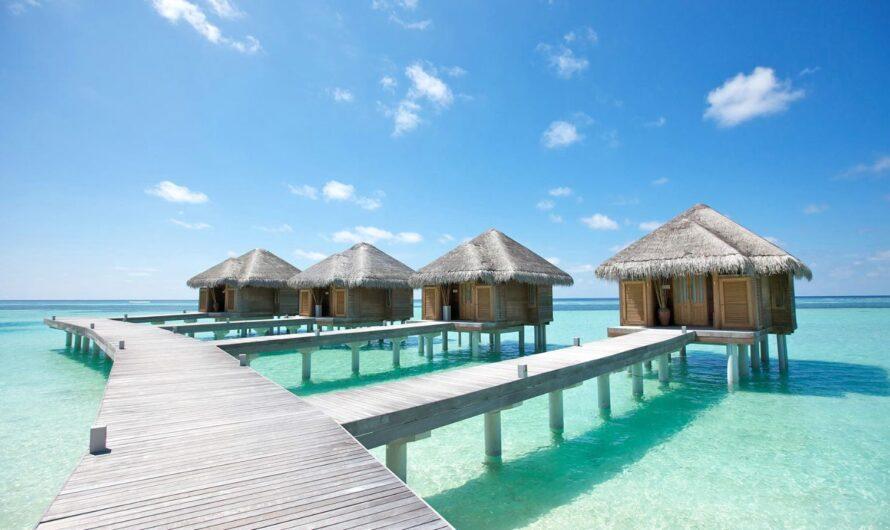 5 причин поехать на Мальдивы