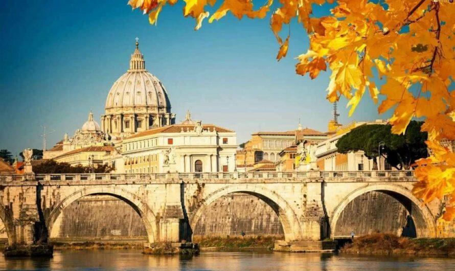 Осень в Италии — что посмотреть
