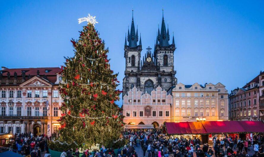 ТОП 10 стран для посещения в Новый год