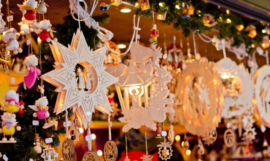 Топ-5 Рождественских ярмарок
