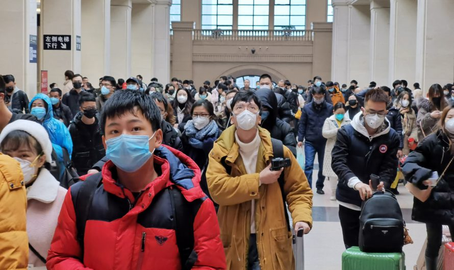 Туризм и коронавирус
