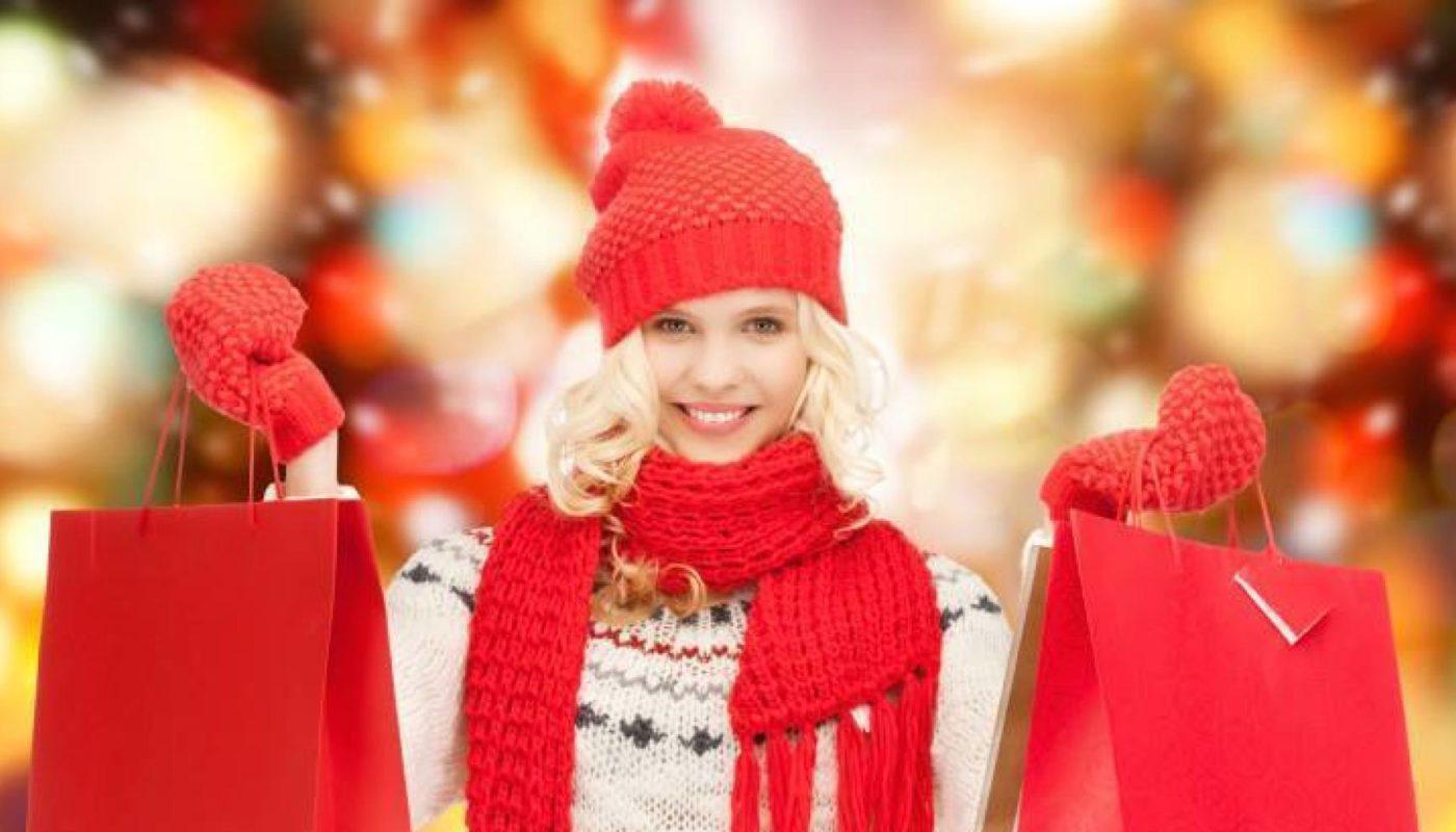 Новогодний шопинг в Европе - полетели за скидками