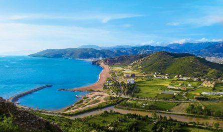 Турция построит новый курорт