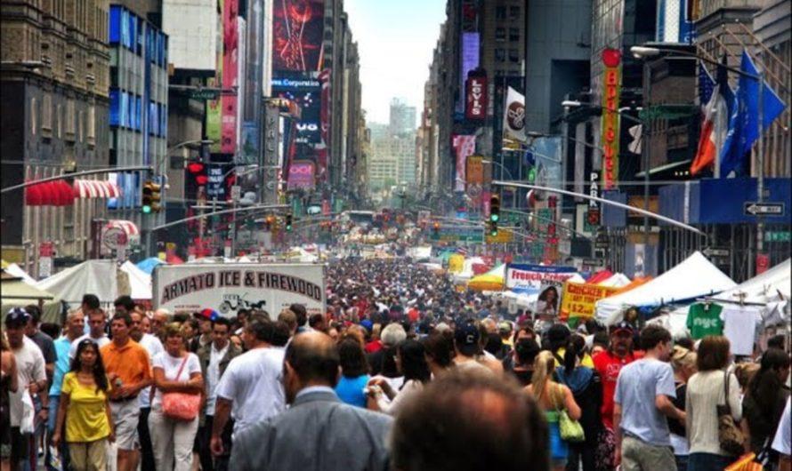 ТОП 10 городов с самым большим населением
