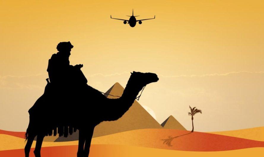 6 способов как сегодня можно долететь до Египта российским туристам