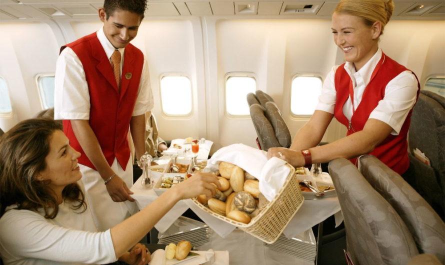 Спецпитание на борту — не лучший выбор во время полёта