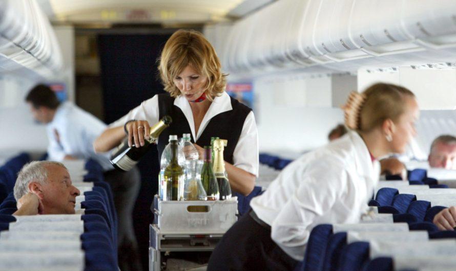 Как бороться с пьянством на борту самолета?