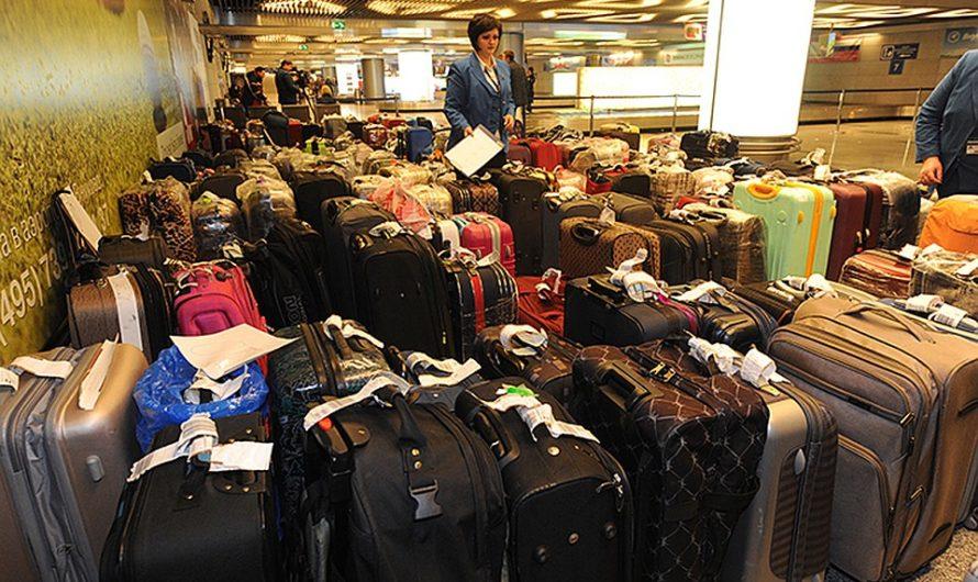 Шереметьево — чемоданный коллапс продолжается