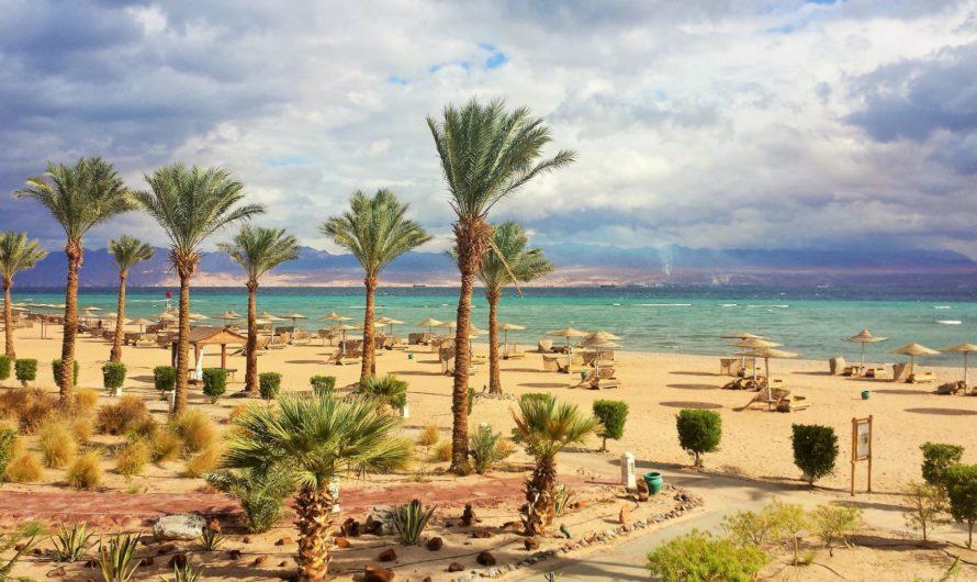Египет — туристы из России в ближайшее время смогут более комфортно посещать эти прекрасные курорты