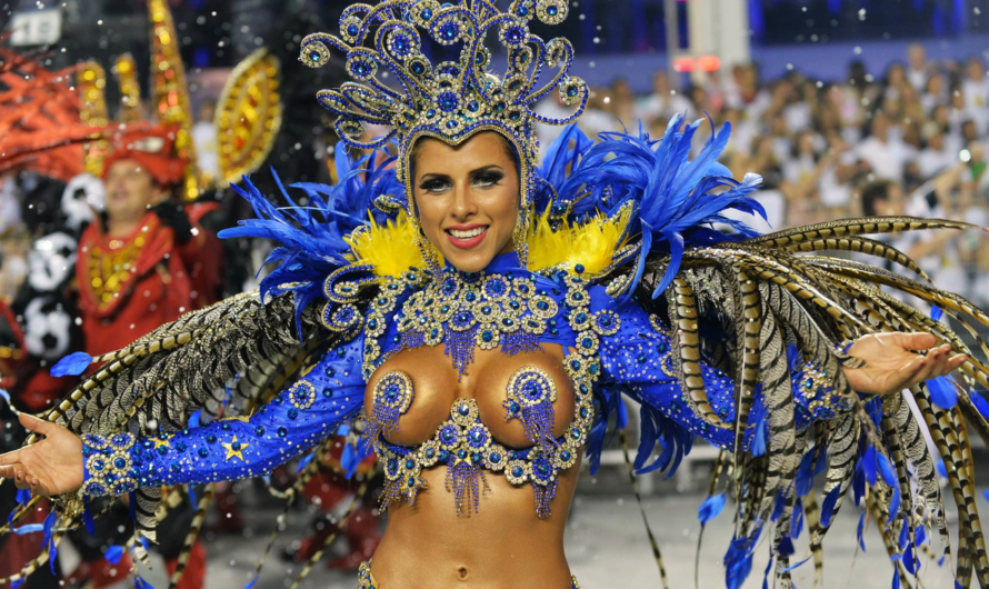Бразильский карнавал — зажигательные танцы или «буйство эротики»
