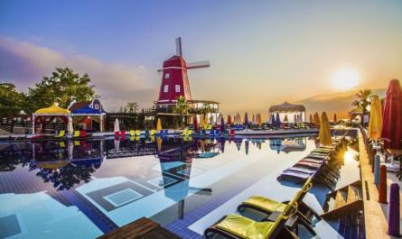 Необычные отели Турции