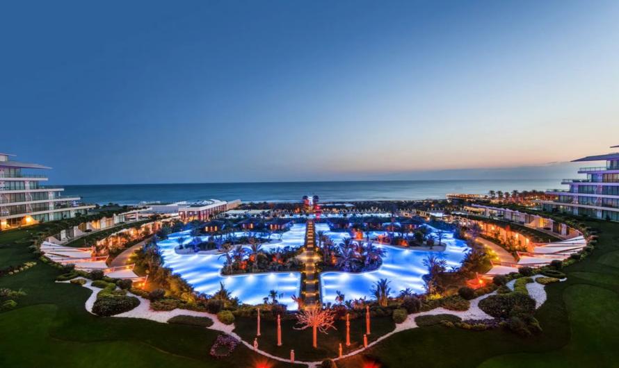 Самые дорогие отели Турции