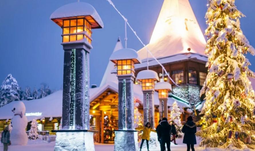 Топ 5 Рождественских ярмарок Европы
