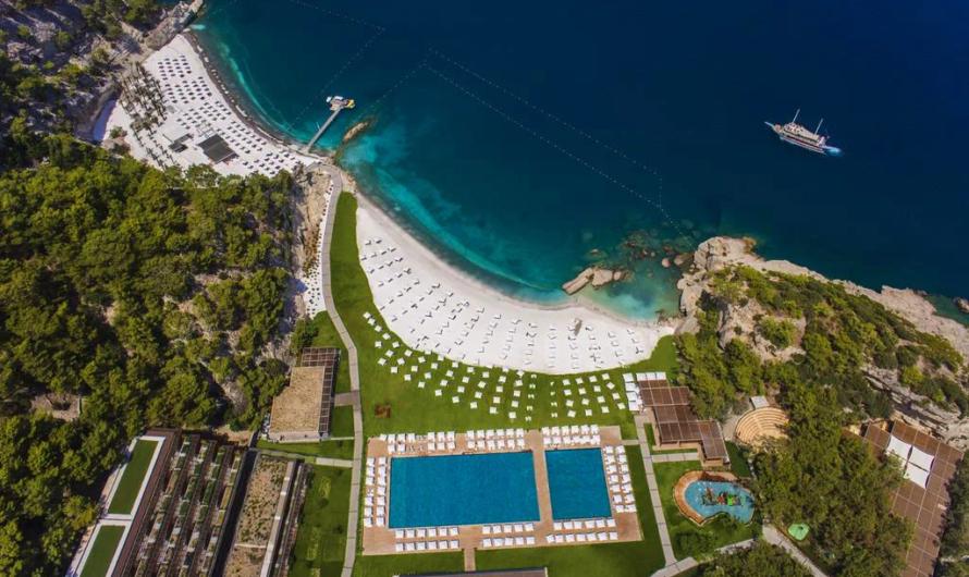 TOP 10 лучших VIP отелей Турции