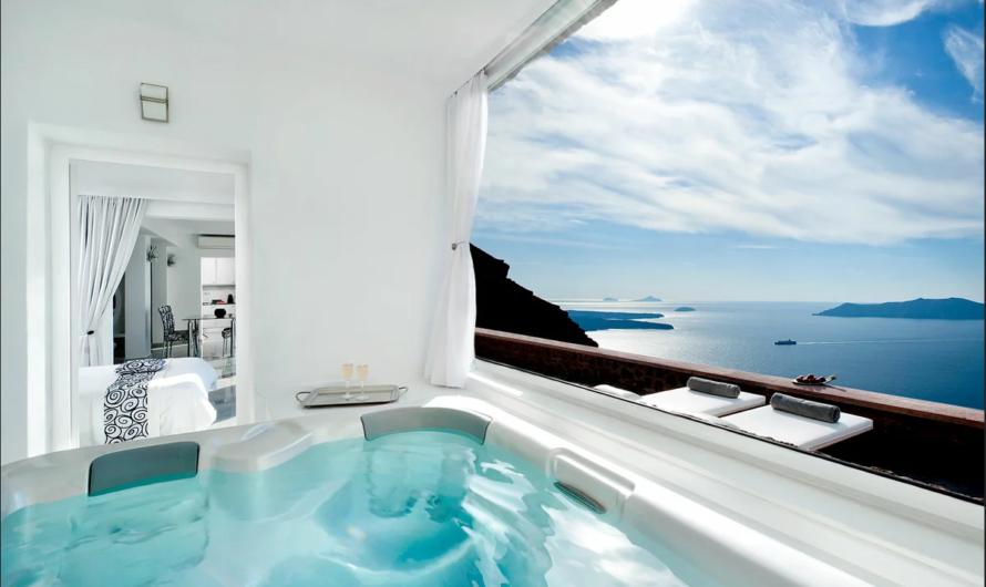 ТОП 10 Самых романтичных отелей мира