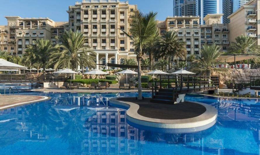 8 достойных отели в ОАЭ