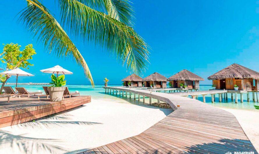 ТОП 5 Мальдивы. Делюкс отели