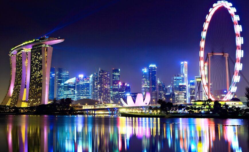 Интересные путешествия. Туры в Сингапур